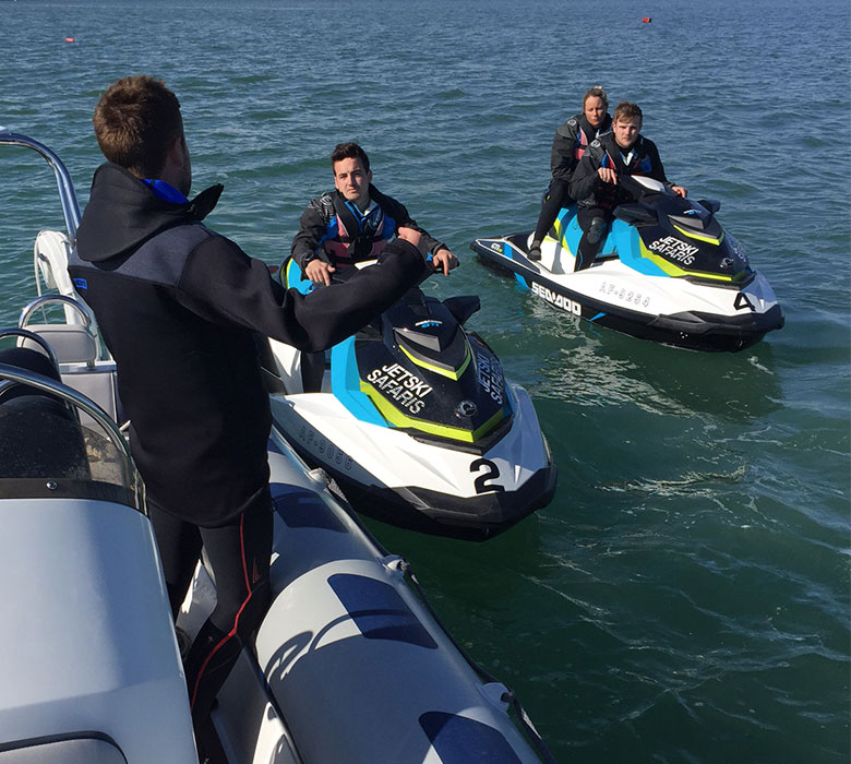 How to prepare for a RYA Jet Ski (PWC) Instructor Course