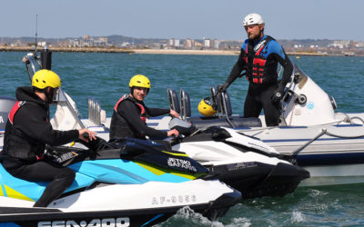How to prepare for a RYA Jet Ski Instructor Course