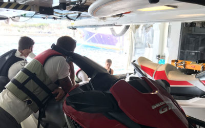 Superyacht Jet Ski Crew Training Onboard Vs Land Based
